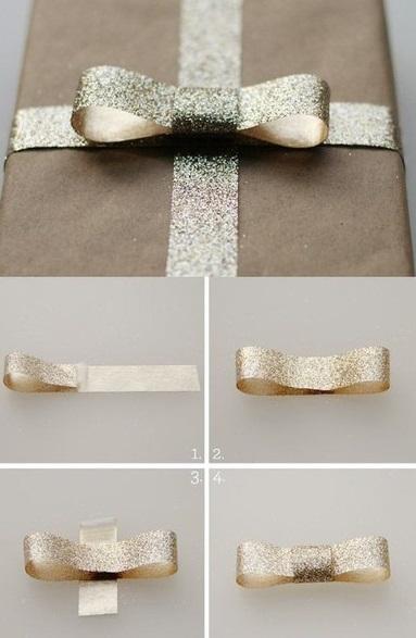 Бантики на подарочки6