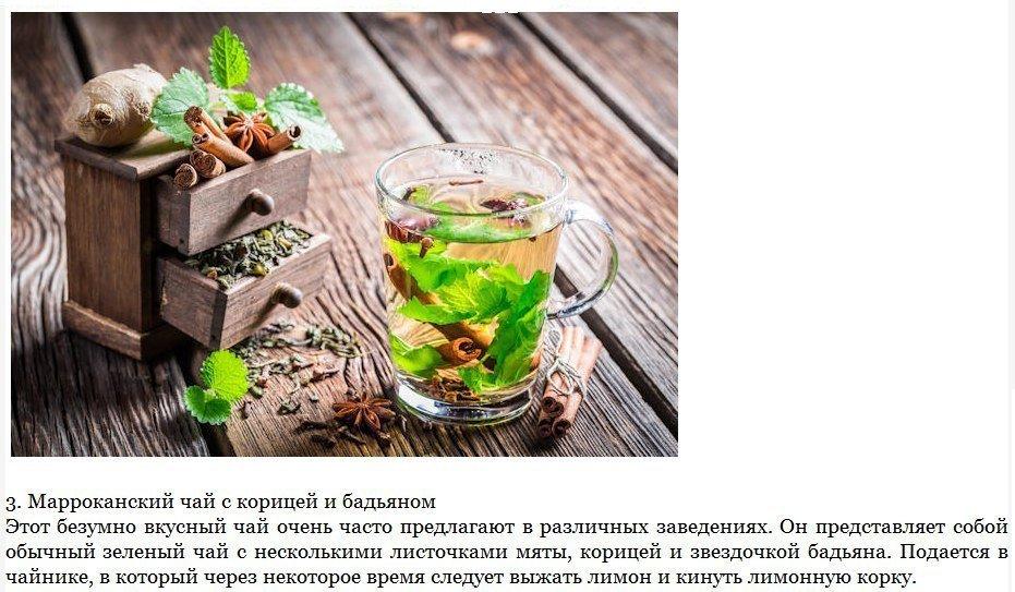Рецепты вкусного чая3
