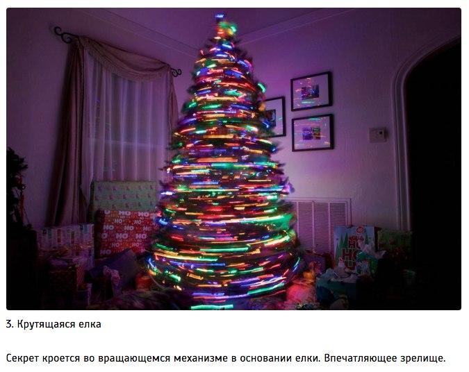 10 идей для творческой новогодней елки3