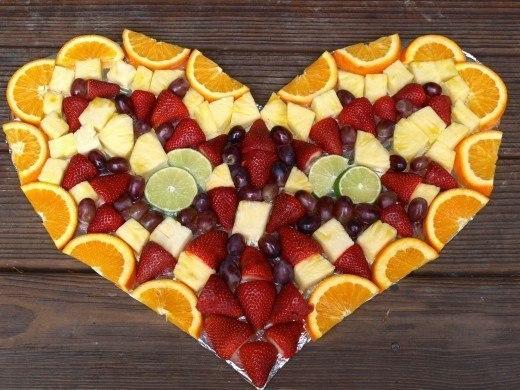 Идеи подачи фруктов2