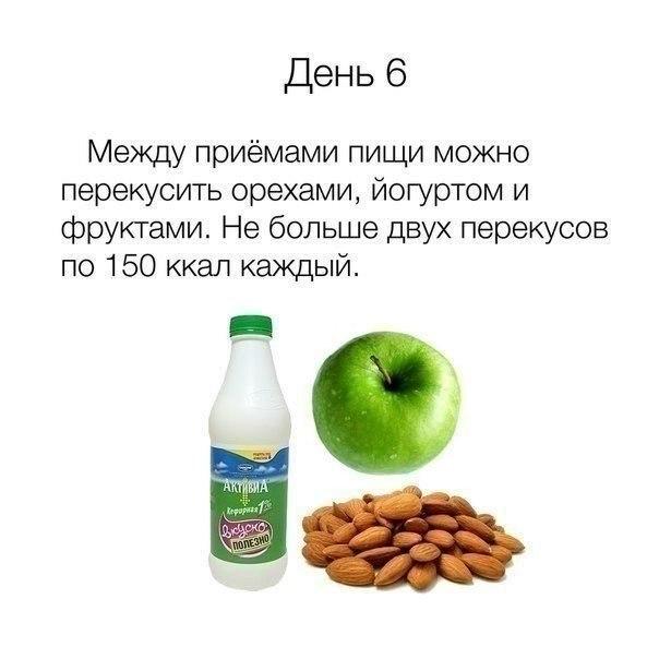 Советы по правильному питанию6