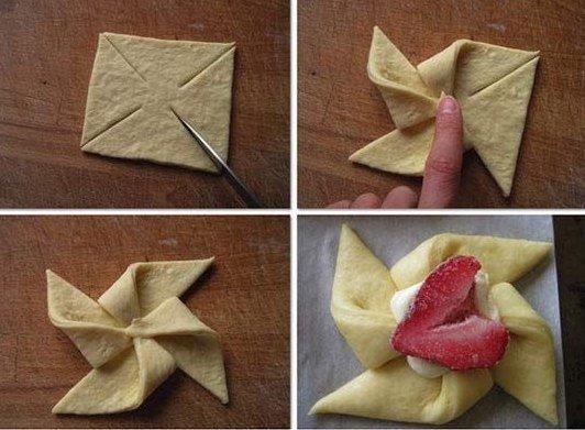 Идеи выпечки с ягодами2