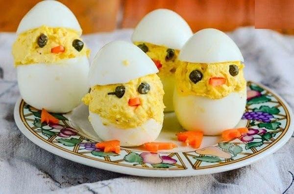 Что приготовить из яиц просто