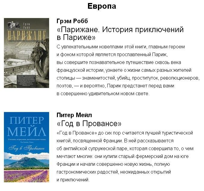 20 книг о путешествиях, которые заменят любой путеводитель