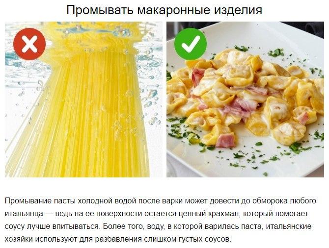 10 кулинарных ошибок, которые мешают вашим блюдам быть идеальными