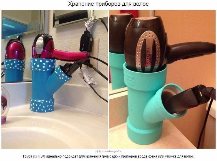 10 идей для идеального порядка в ванной комнате