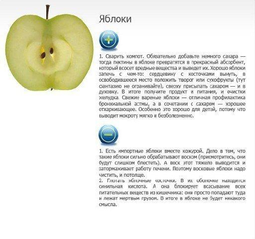 Как усилить пользу и уменьшить вред от овощей и фруктов