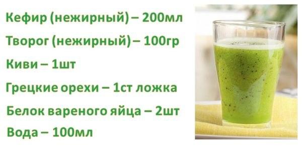 Приготовить белковый коктейль в домашних условиях