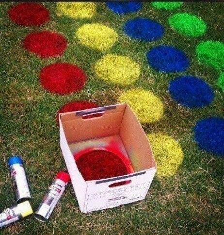 Как сделать твистер во дворе