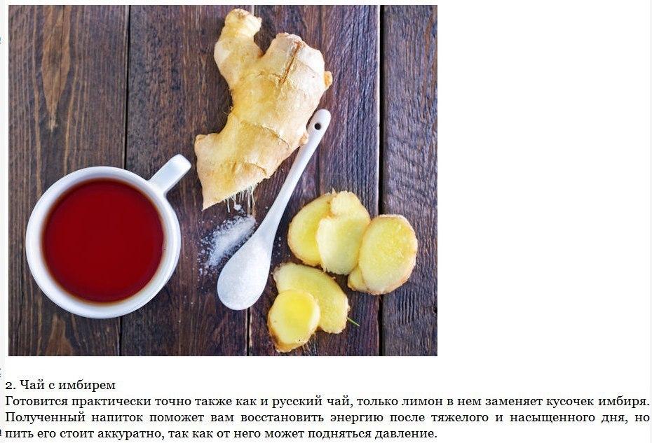 Рецепты вкусного чая2