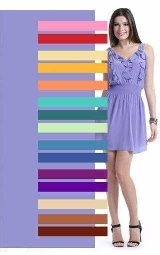 Правильное сочетание цветов6