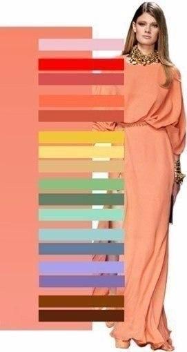 Правильное сочетание цветов5