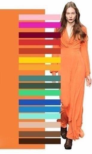 Правильное сочетание цветов4