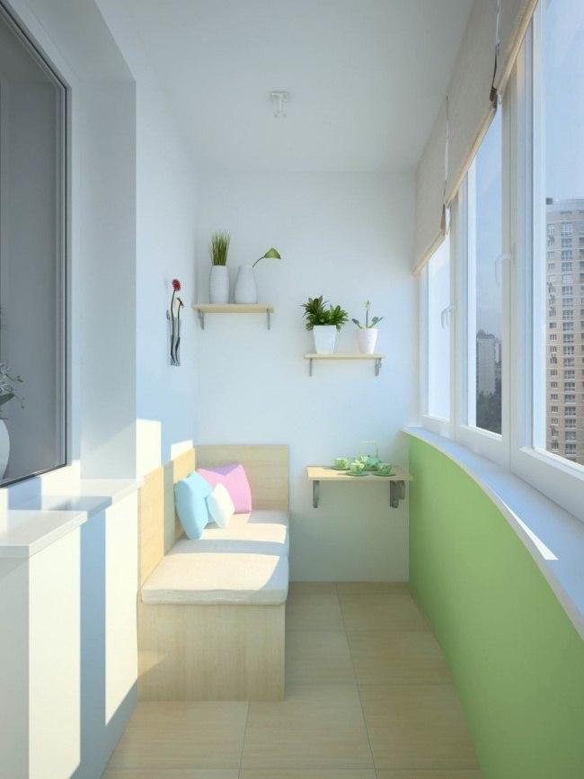 10 крутых идей для вашего балкона7