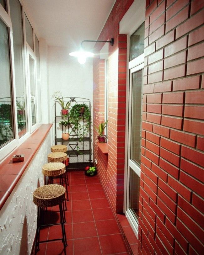 10 крутых идей для вашего балкона6
