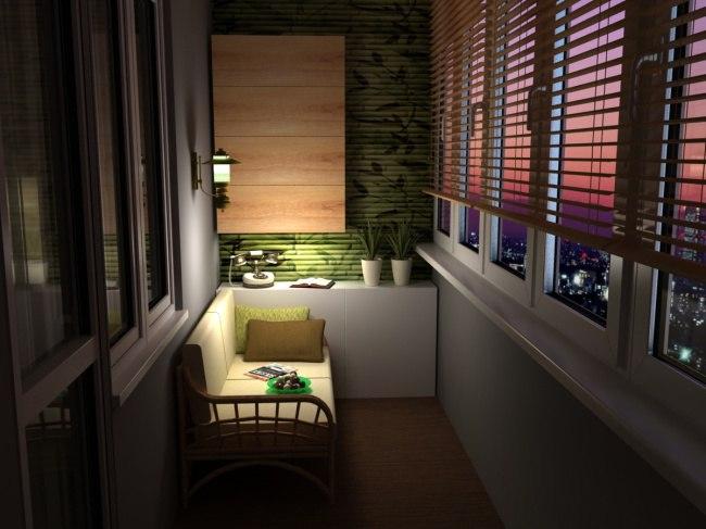 10 крутых идей для вашего балкона2