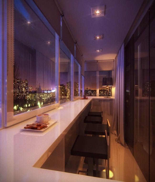 10 крутых идей для вашего балкона