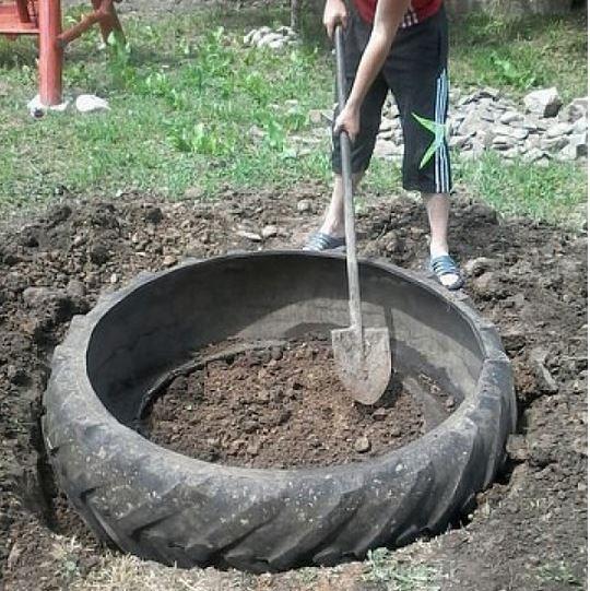 Строим пруд на даче