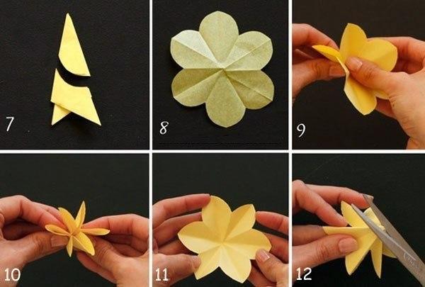 Как сделать цветок нарцисс