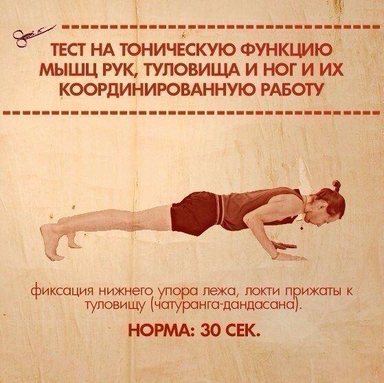 10 упражнений, которые покажут ваши слабые места10