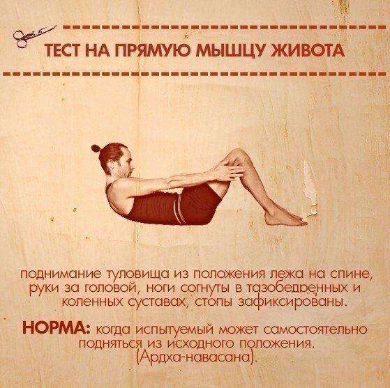 10 упражнений, которые покажут ваши слабые места7