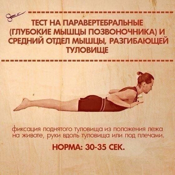10 упражнений, которые покажут ваши слабые места3