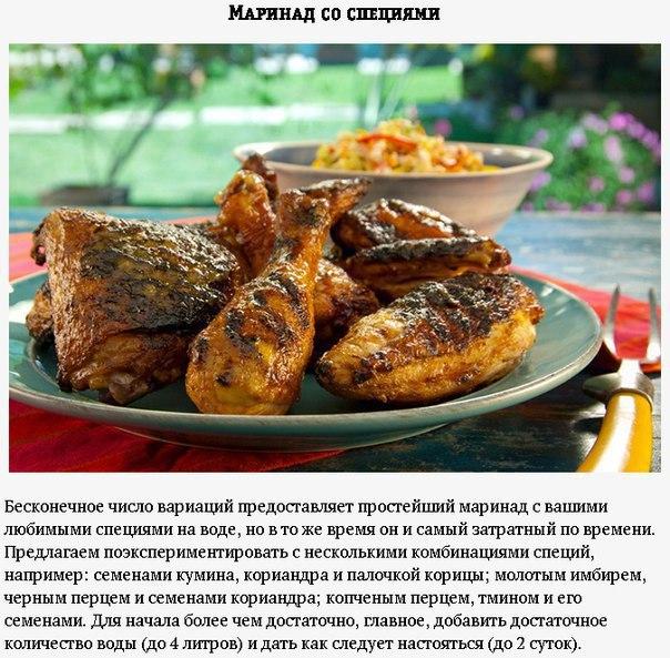 6 секретных способов улучшить вкус жареной курицы6