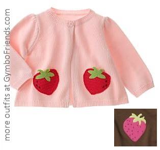 StrawberryCardigan