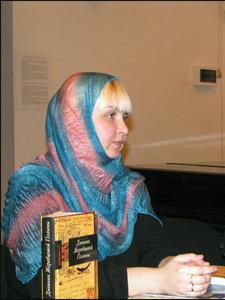 Полина Жеребцова. Фото Веры Васильевой, HRO.org