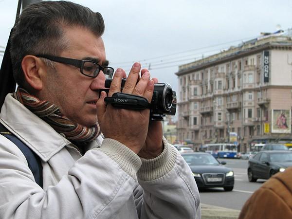 "Журналист радио ""Свобода"" Мумин Шакиров"