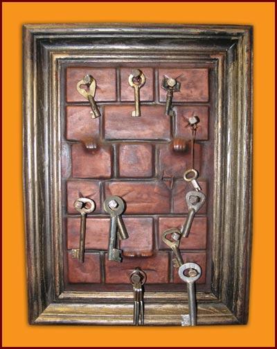 Ключницы на стену  фото