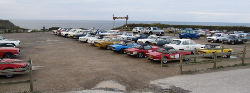 Land's End Car Park