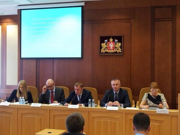 Проблемы сиротства в Свердловской области