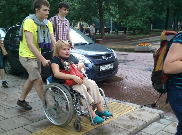 Как влияет недоступность городской среды на инвалидов