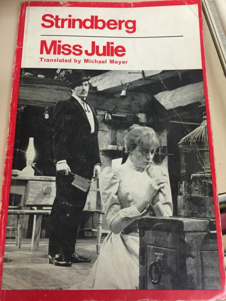 strindbergs miss julie essay