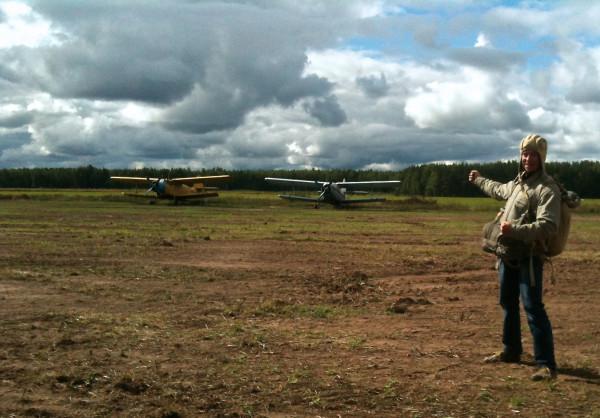 Олег и самолёты