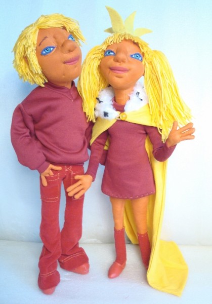Трубадур и принцесса