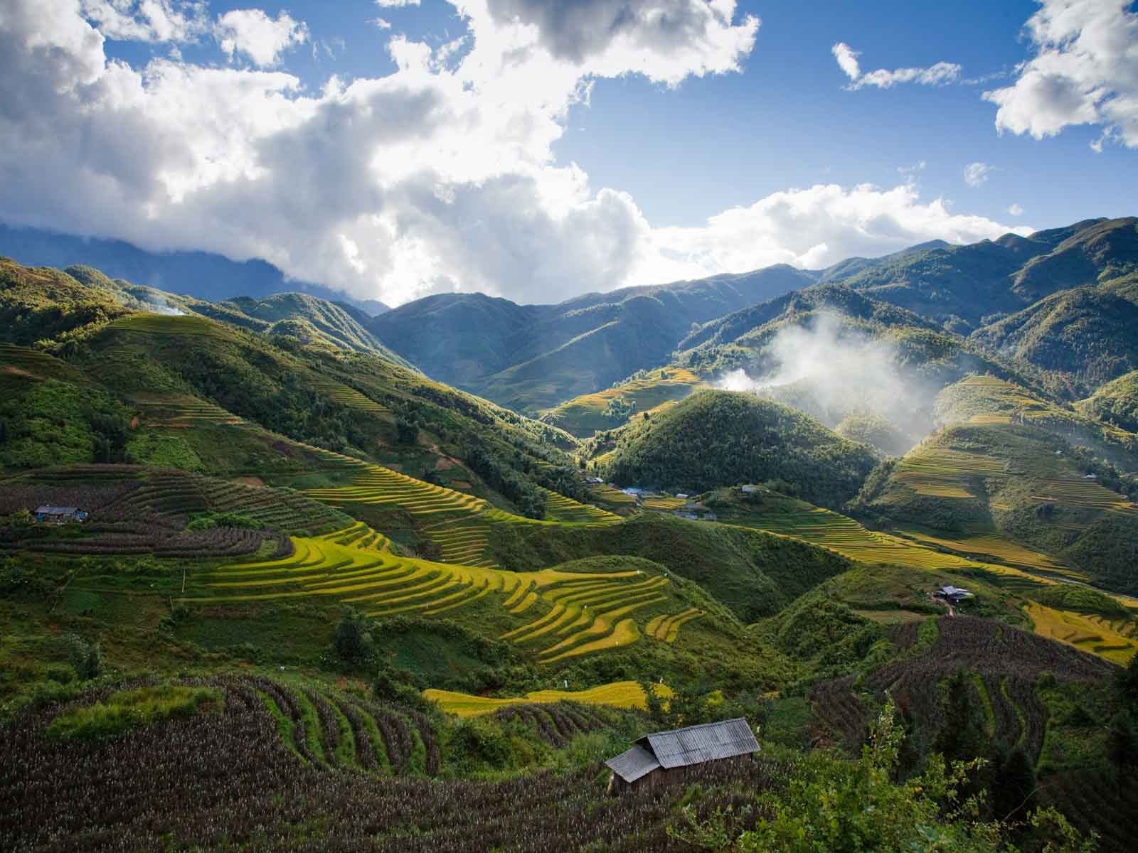 sapa-mountain