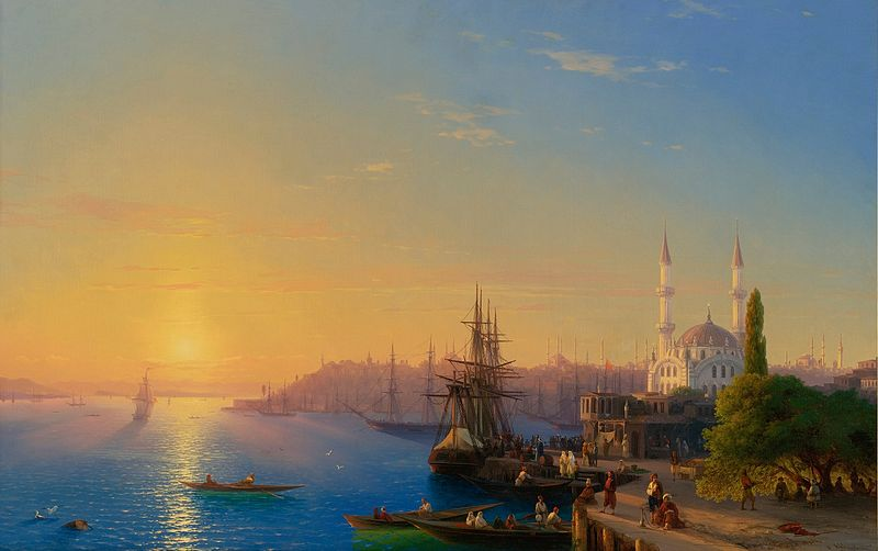 Aivazovsky_-_View_of_Constantinople_and_the_Bosphorus
