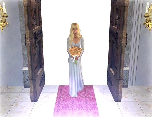 Bride Dina