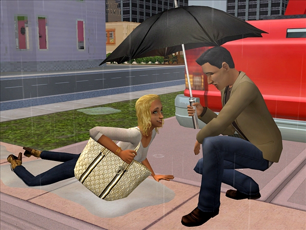 Mike umbrella