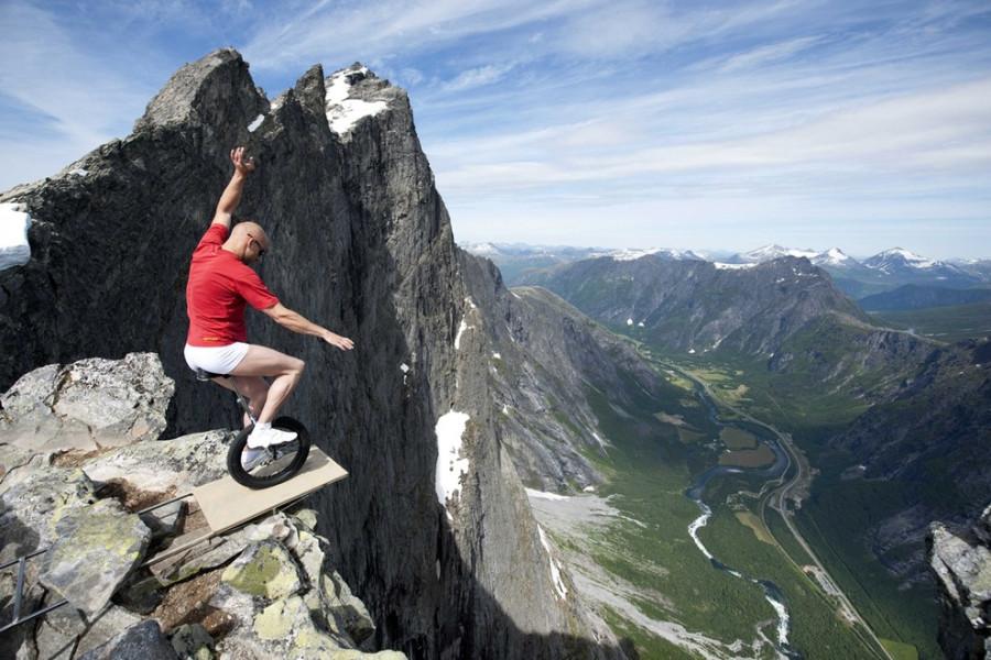 Очень смелый поступок Эскила Реннингсбаккена в Норвегии