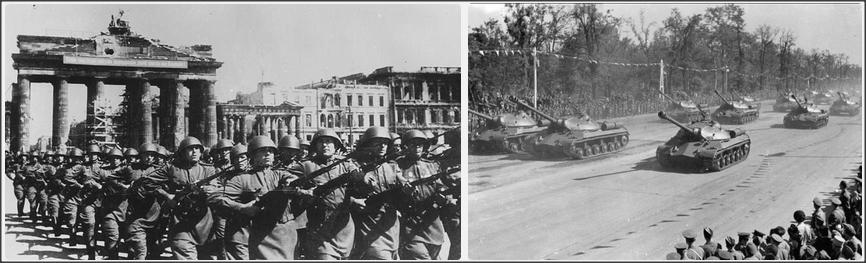 Два парада с разницей в два года – торжество сталинской модели народовластия