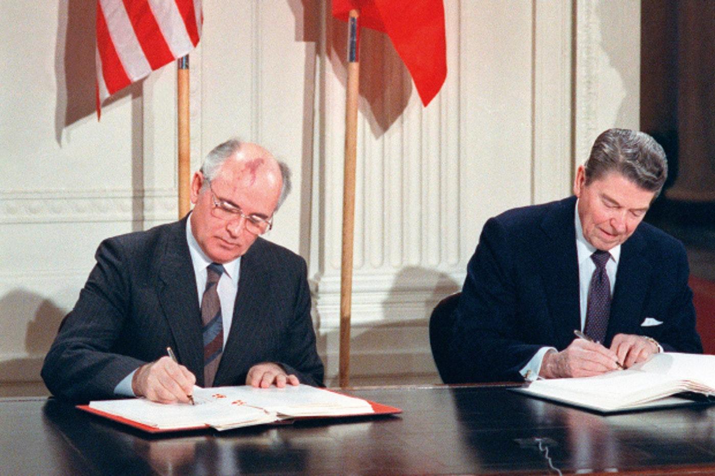 Горбачёвское наследие