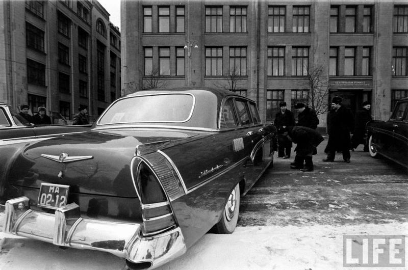 Москва, 1960