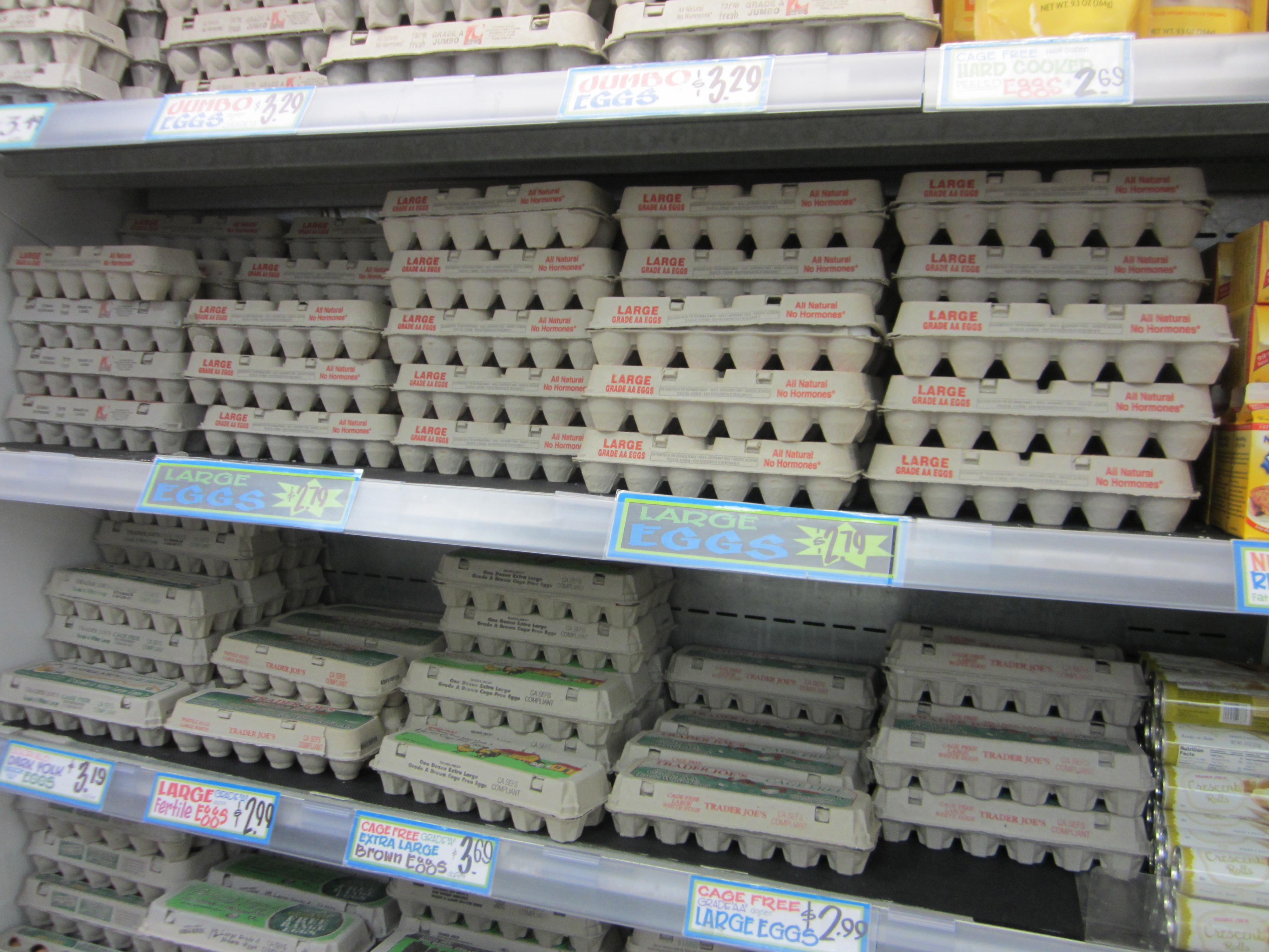 Не те же яйца