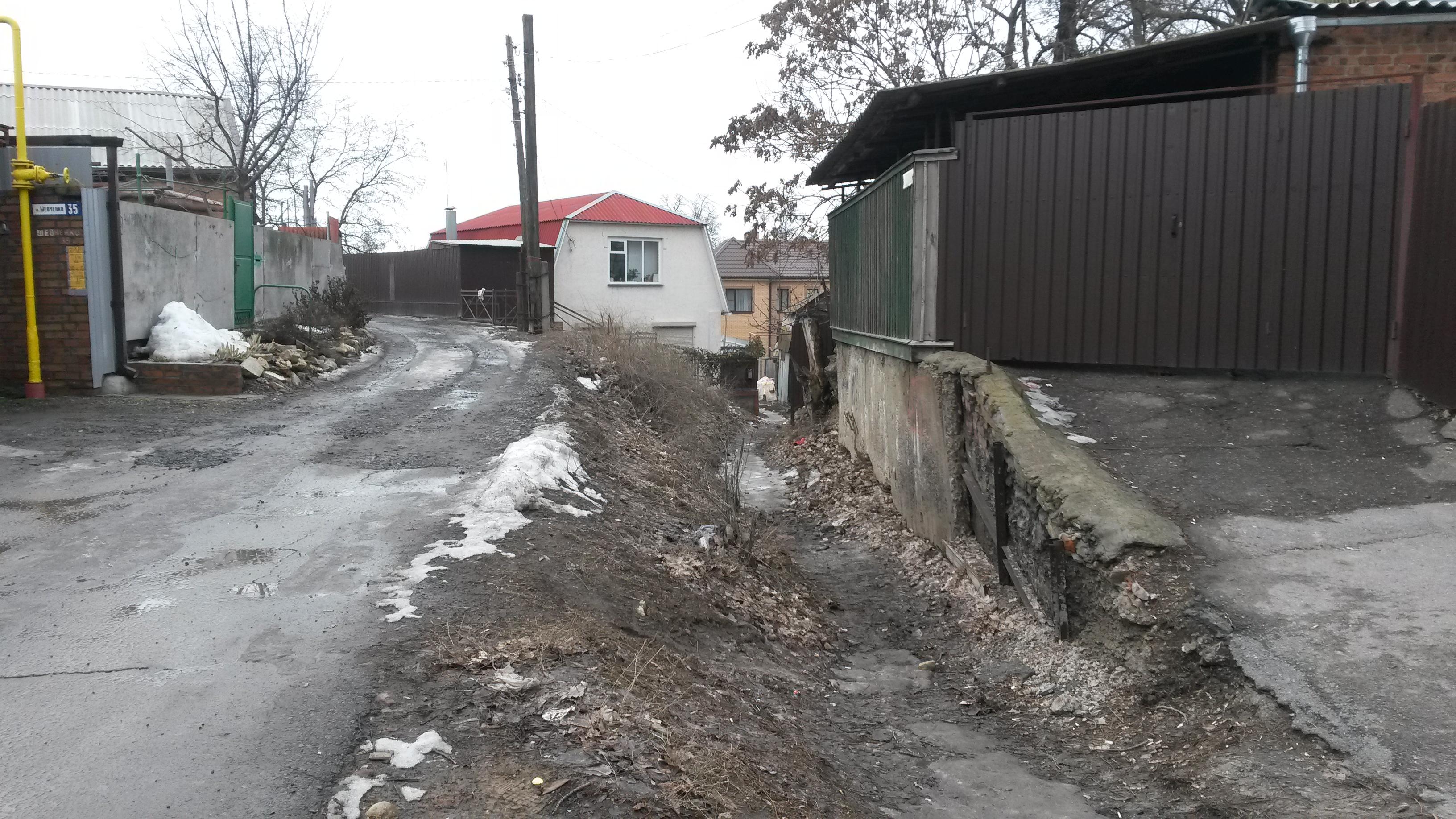 Таганрогские фавелы