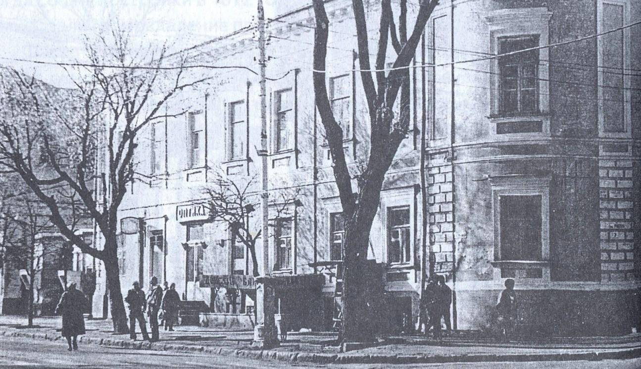 Прогулки по Броду, часть 5 время, советское, стороны, этого, квартал, сожалению, поскольку, только, Петровской, Итальянского, Бенардаки, магазин, другой, переулка, такой, части, улицы, галстук, принадлежал, перед