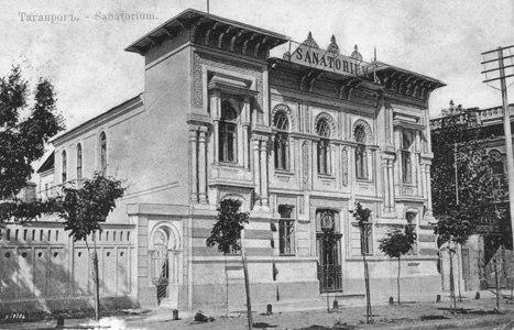 Третий век знаменитой больницы