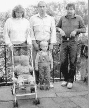 putin-family